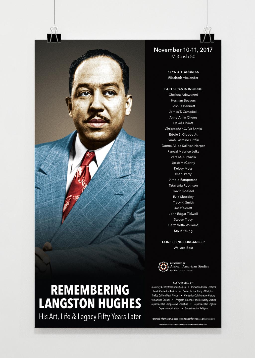 Langston Hughes Confernce