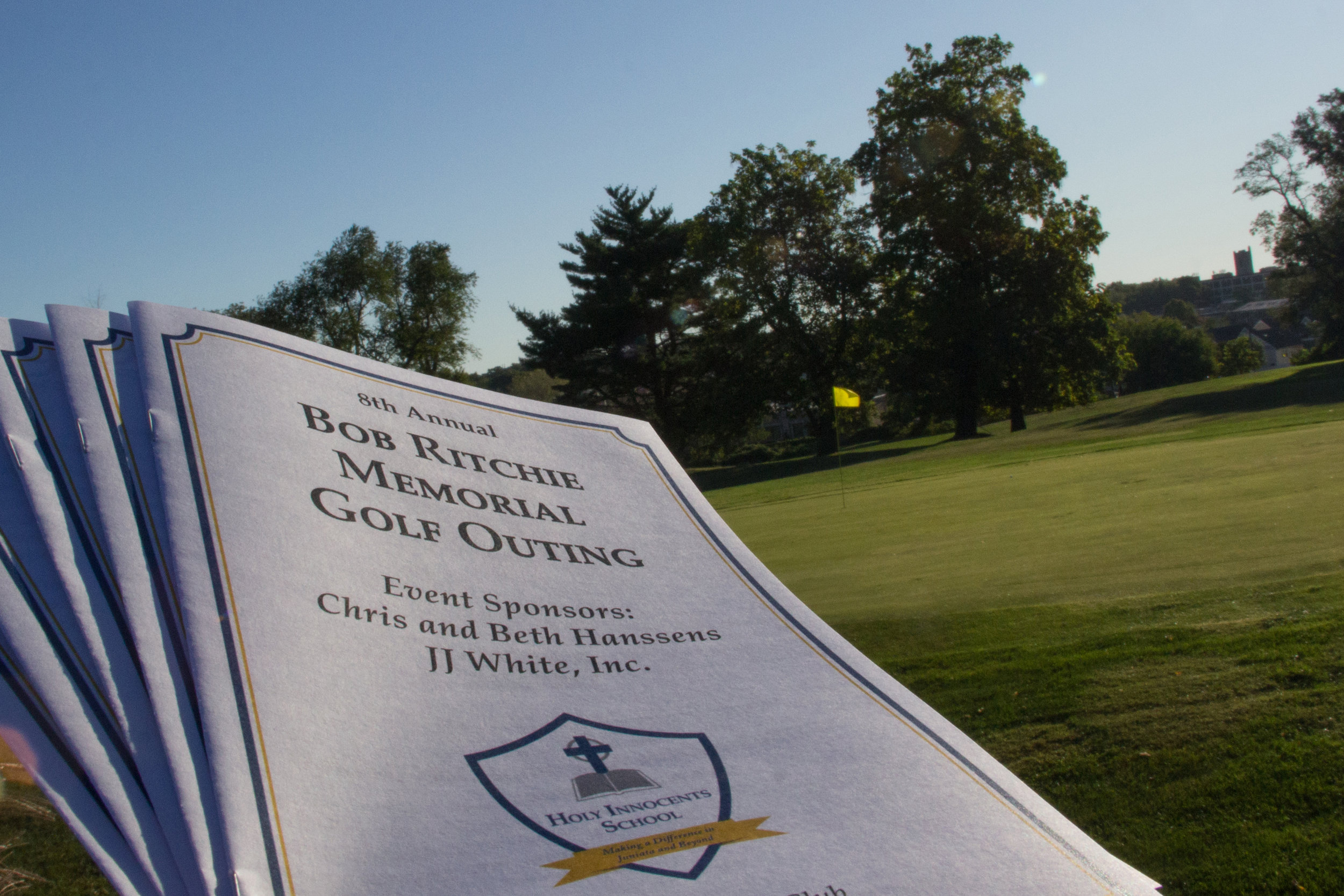 Bob Ritchie Memorial Golf Outing