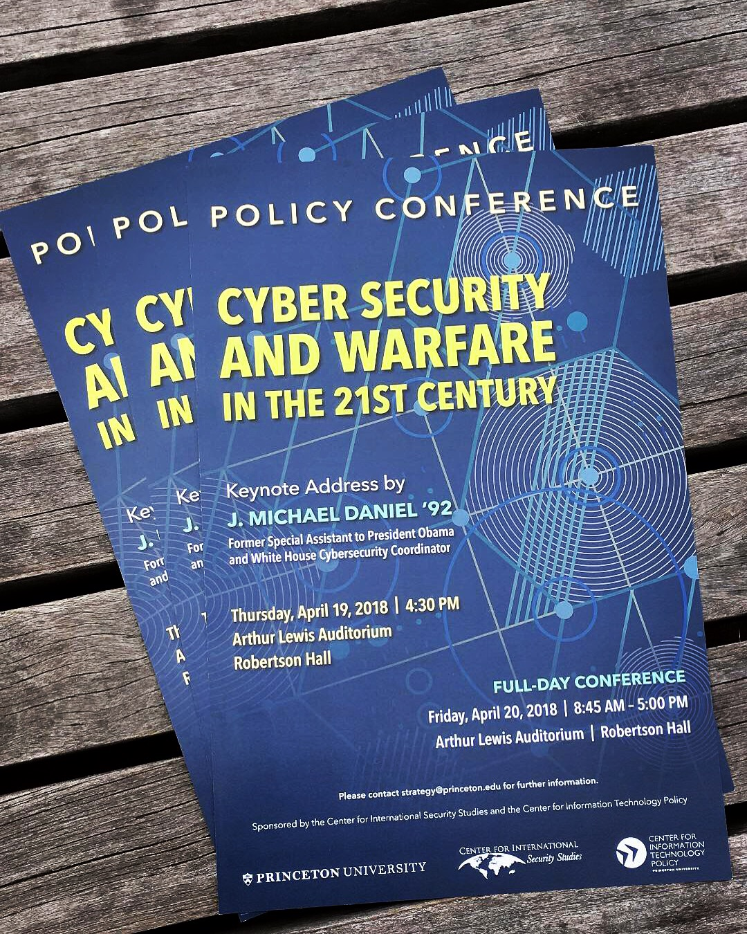 CISS Event Posters