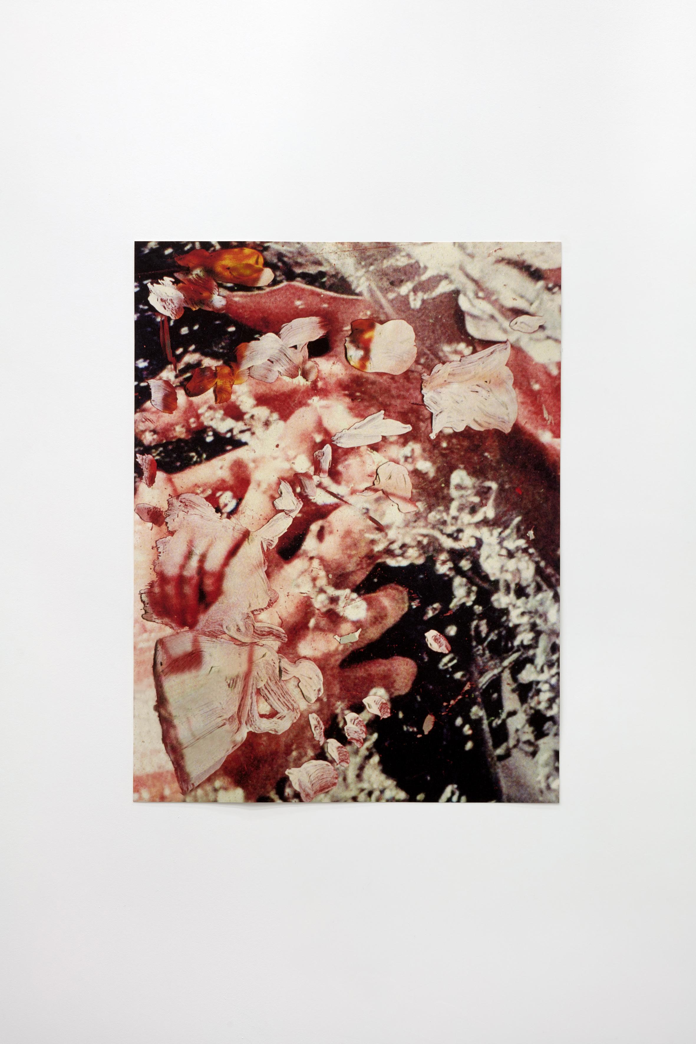 Faraway Beach  2018  101x134cm  pigment print on german etching paper.