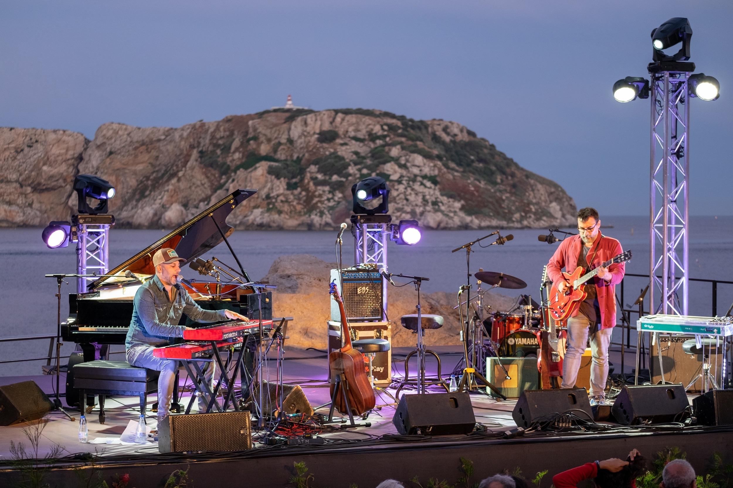 Festival de Jazz - L'Estartit, Spain July 2018