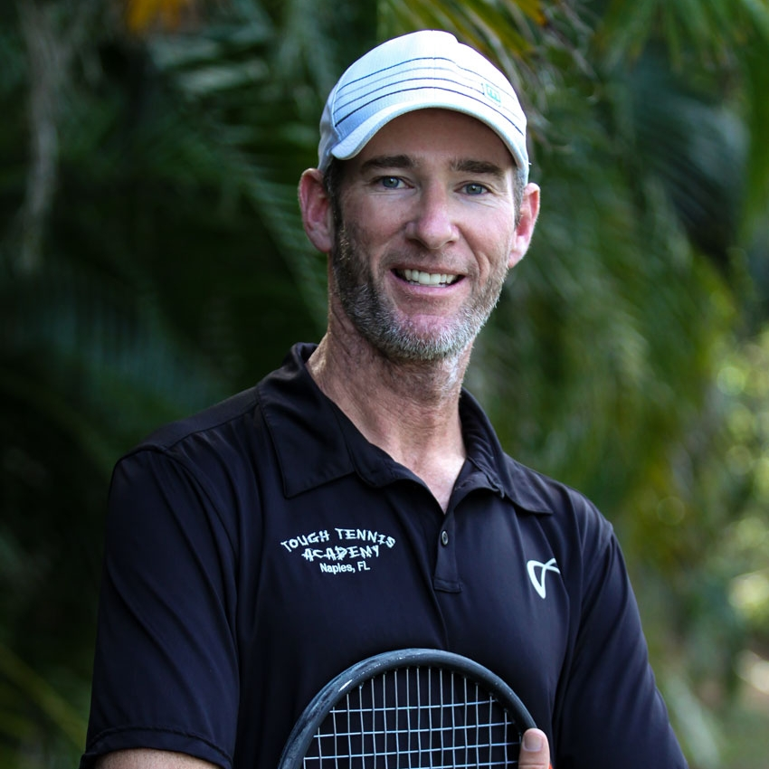 evan austin, tennis instructor, tough tennis academy, tennis academy naples florida