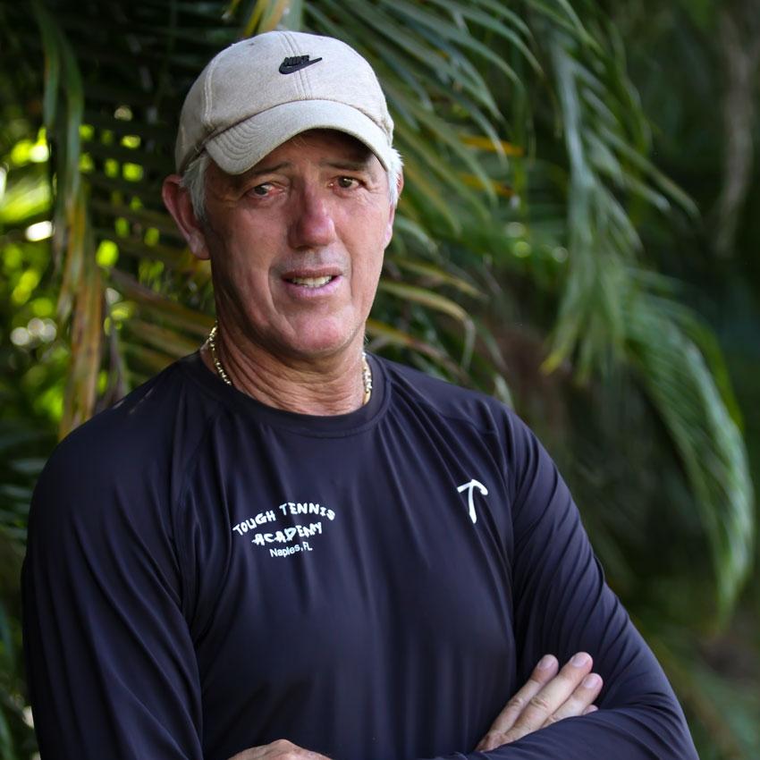 ronen graziani tennis instructor, tough tennis academy, tennis academy naples florida