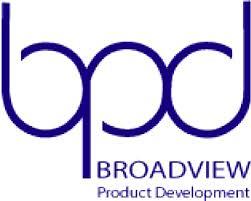 broadview product development of zeeland old logo