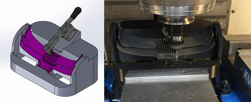 3D Printing in Manufacturing: CNC Nest