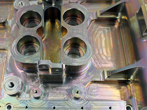 Prototype Machining - Our machinists excel at cutting prototypes and unique parts. We accommodate all your CAD/CAM design needs–and having a full engineering team in the next room keeps the process fluid and efficient.