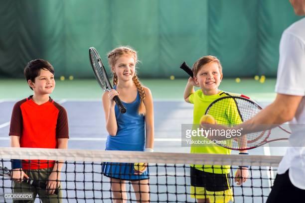 Tennis Orp - Pas Organisé pour le momentenfants de 4 -12 ans