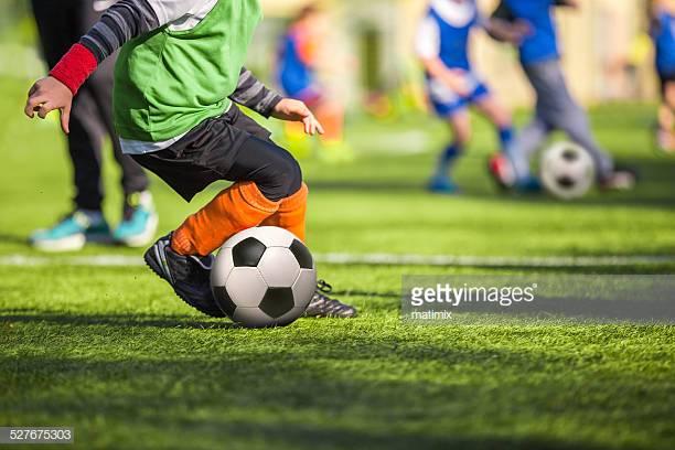 Football - Pas Organisé pour le momentenfants de 3 à 12 ans
