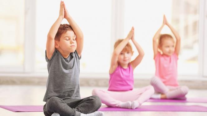 Yoga - Mercredis