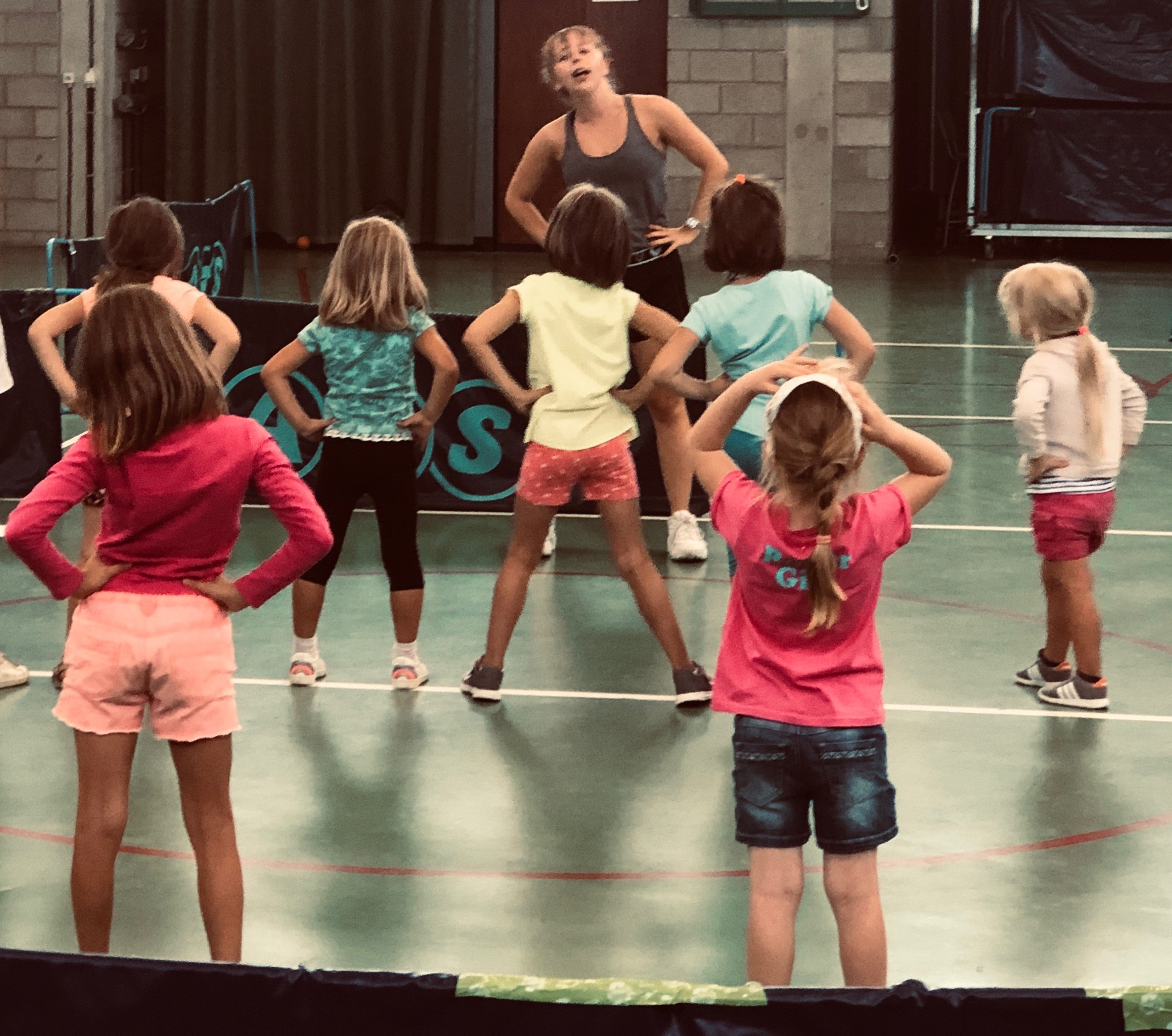 Danse - samedis10H10-11H10 ( 3 - 5ANS)11h10- 12h10 (+ 6 ans)