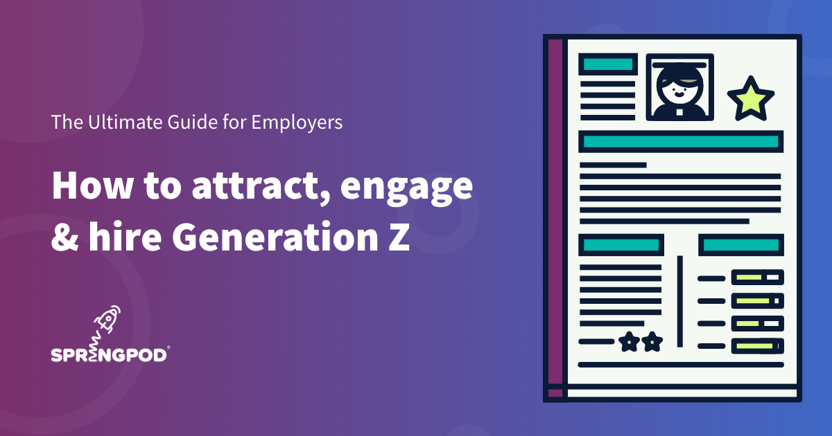 Featuring my 'how to' guide on being your brand, on purpose when working to establish your employer brand with Generation Z. Download the full report  here .