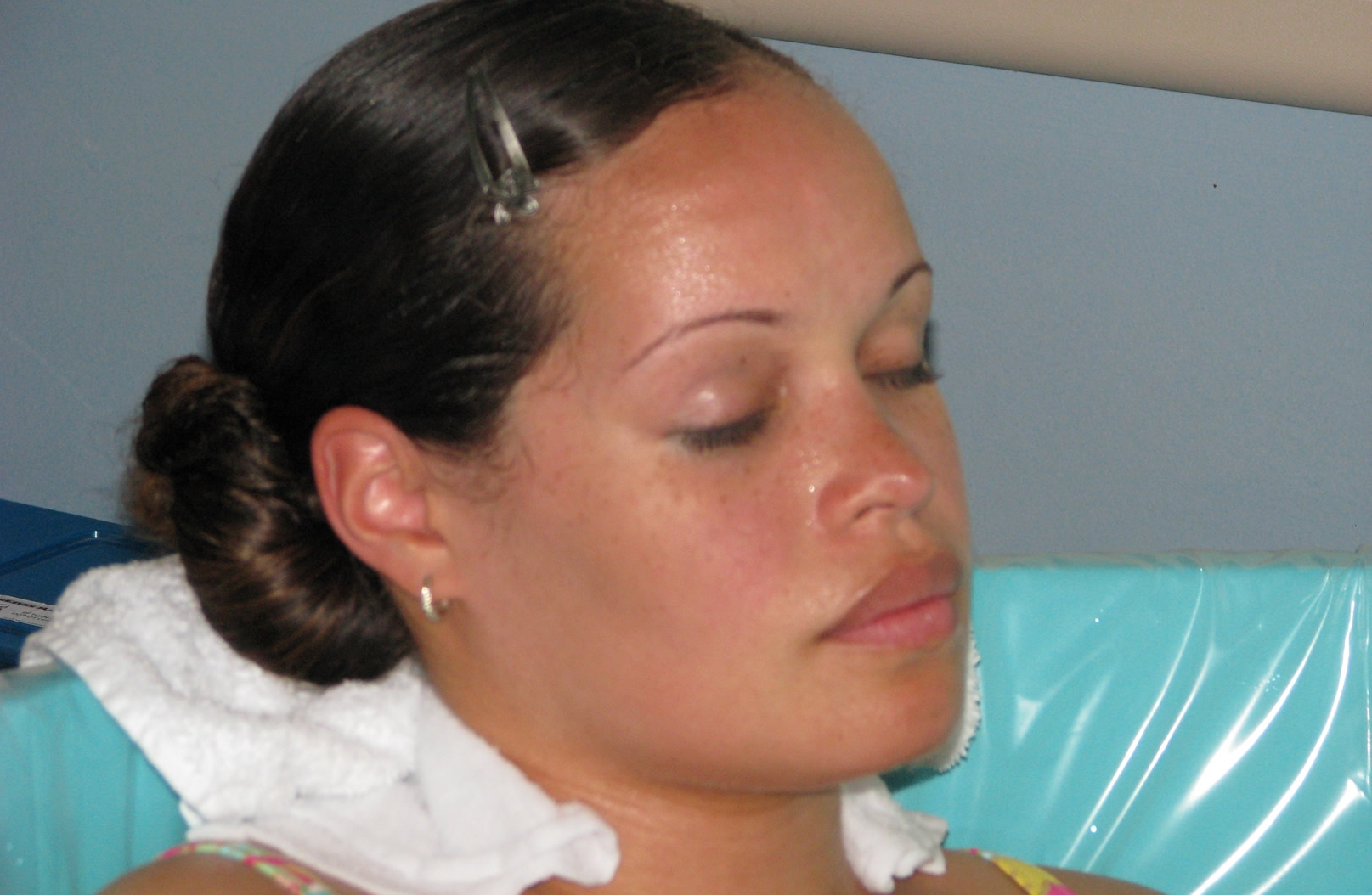 Water Birth can be safe and Calm
