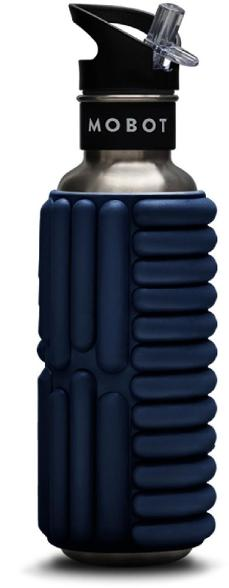 Mobot water bottle and foam roller