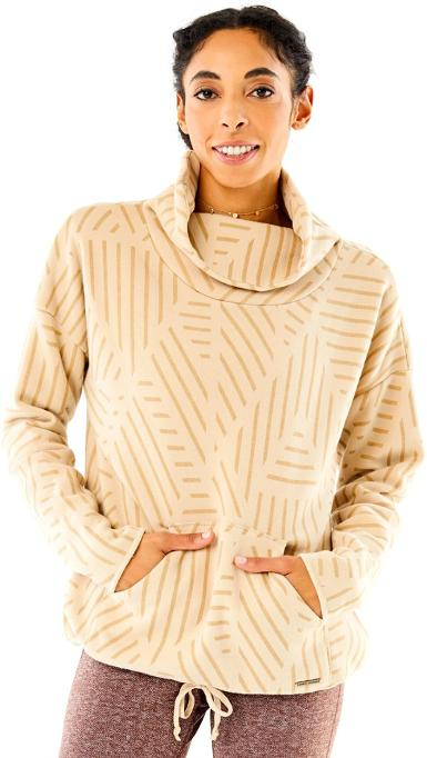 Rowayton Cowl Neck Sweater