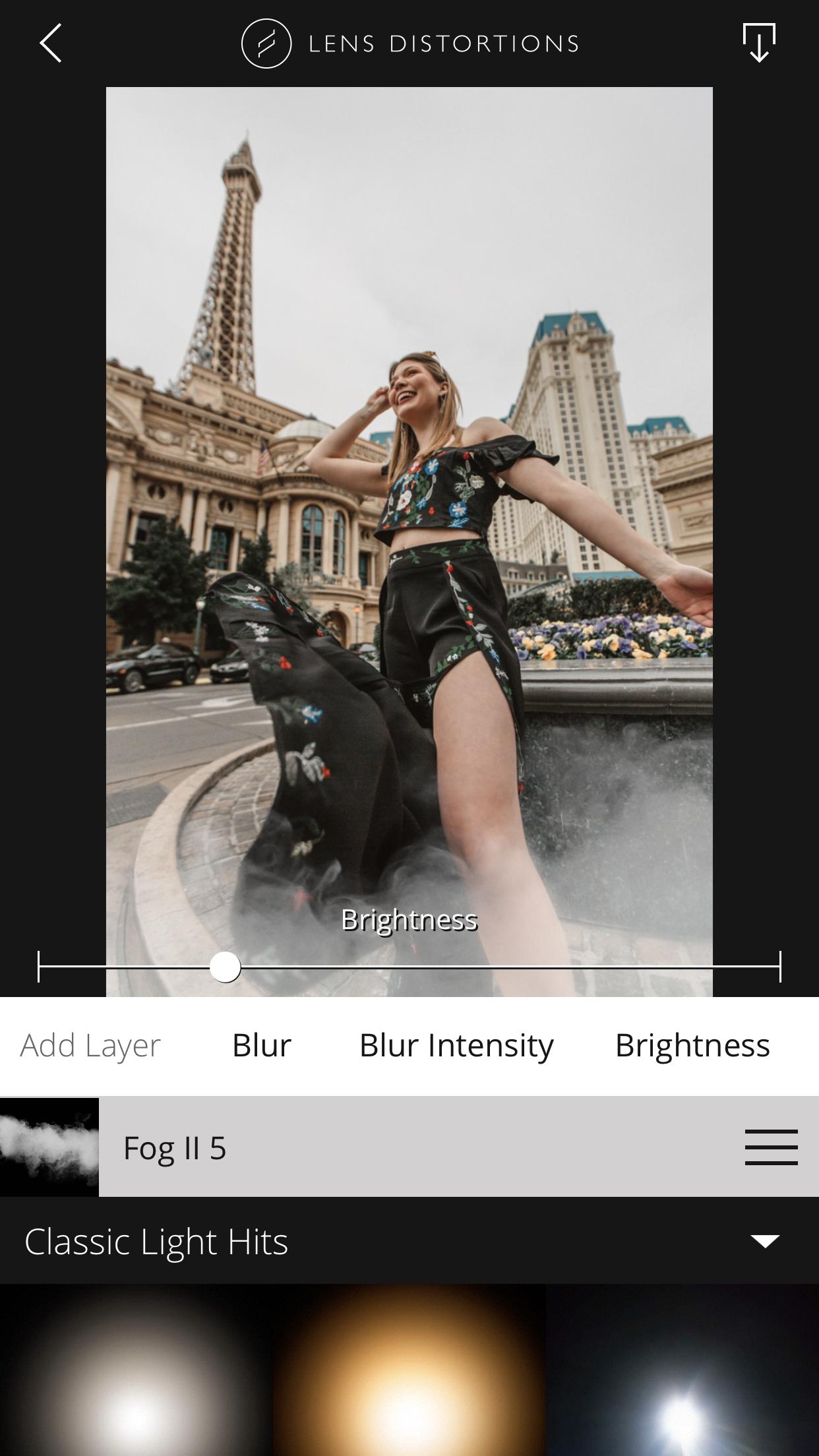 Photo Editing on iPhone