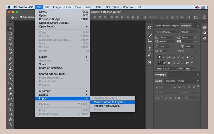 How To Make a GIF in Photoshop — The Ultimate Guide (+ other