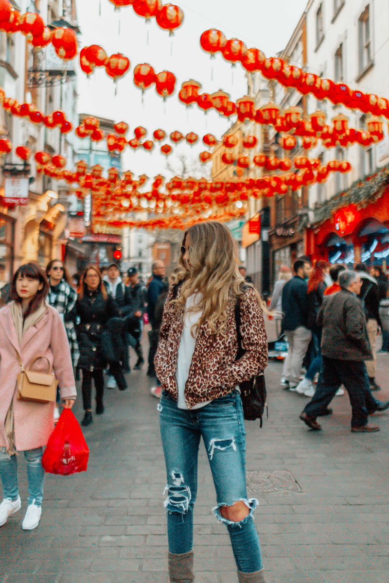 Things to do in Chinatown London