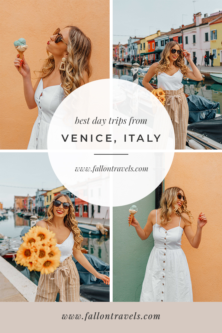 Day trips from Venice