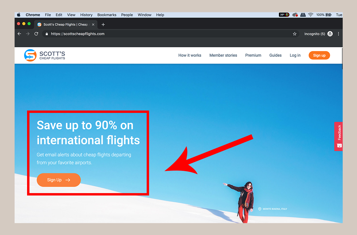 Find Cheap Flights to Anywhere