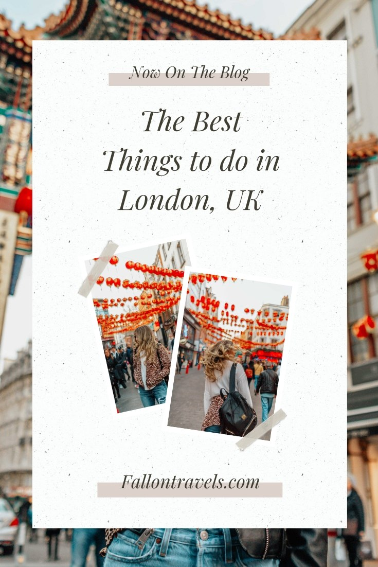 Best Things to do in London, England
