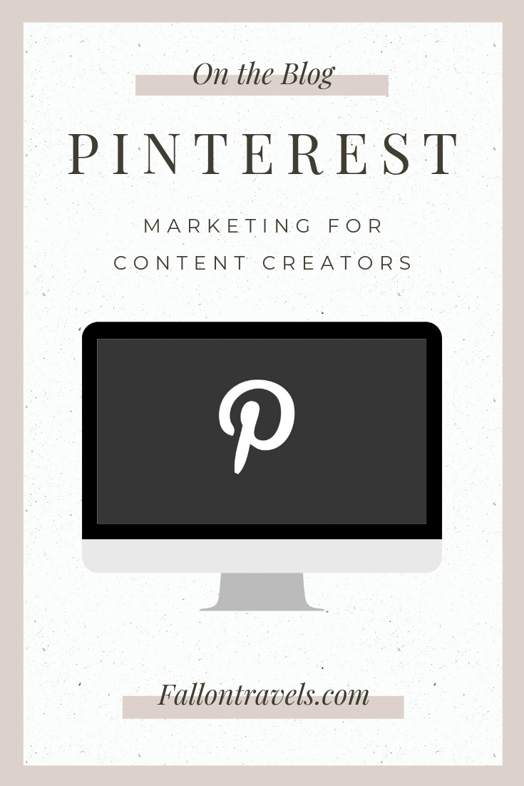 Pinterest Marketing for Content Creators