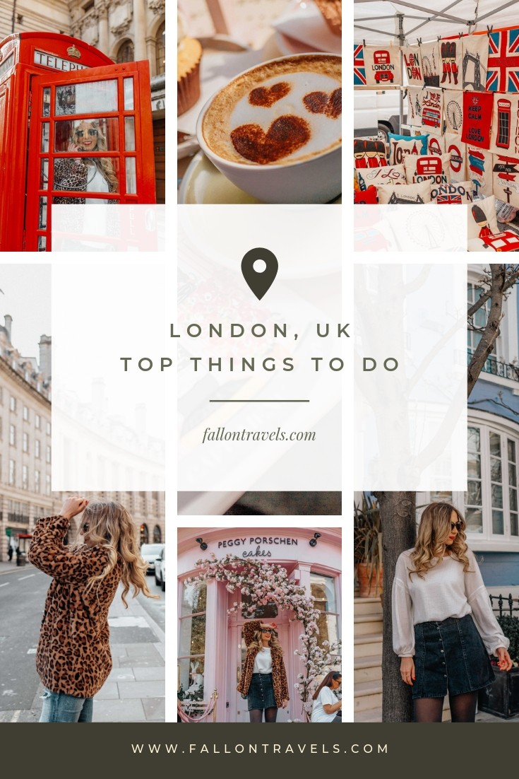 What to do in London England