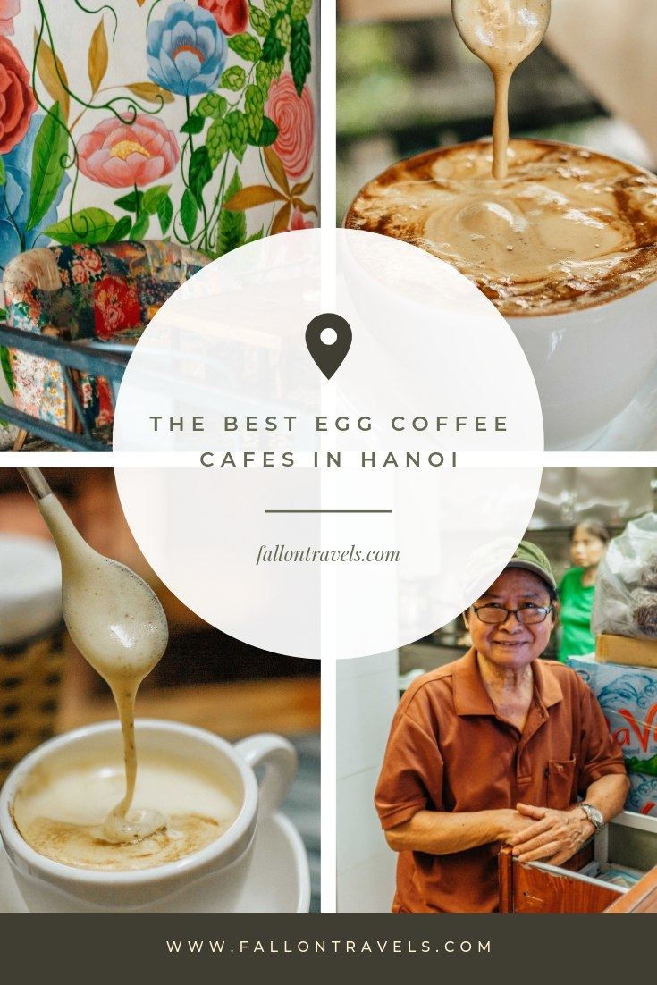Best Egg Coffee Hanoi