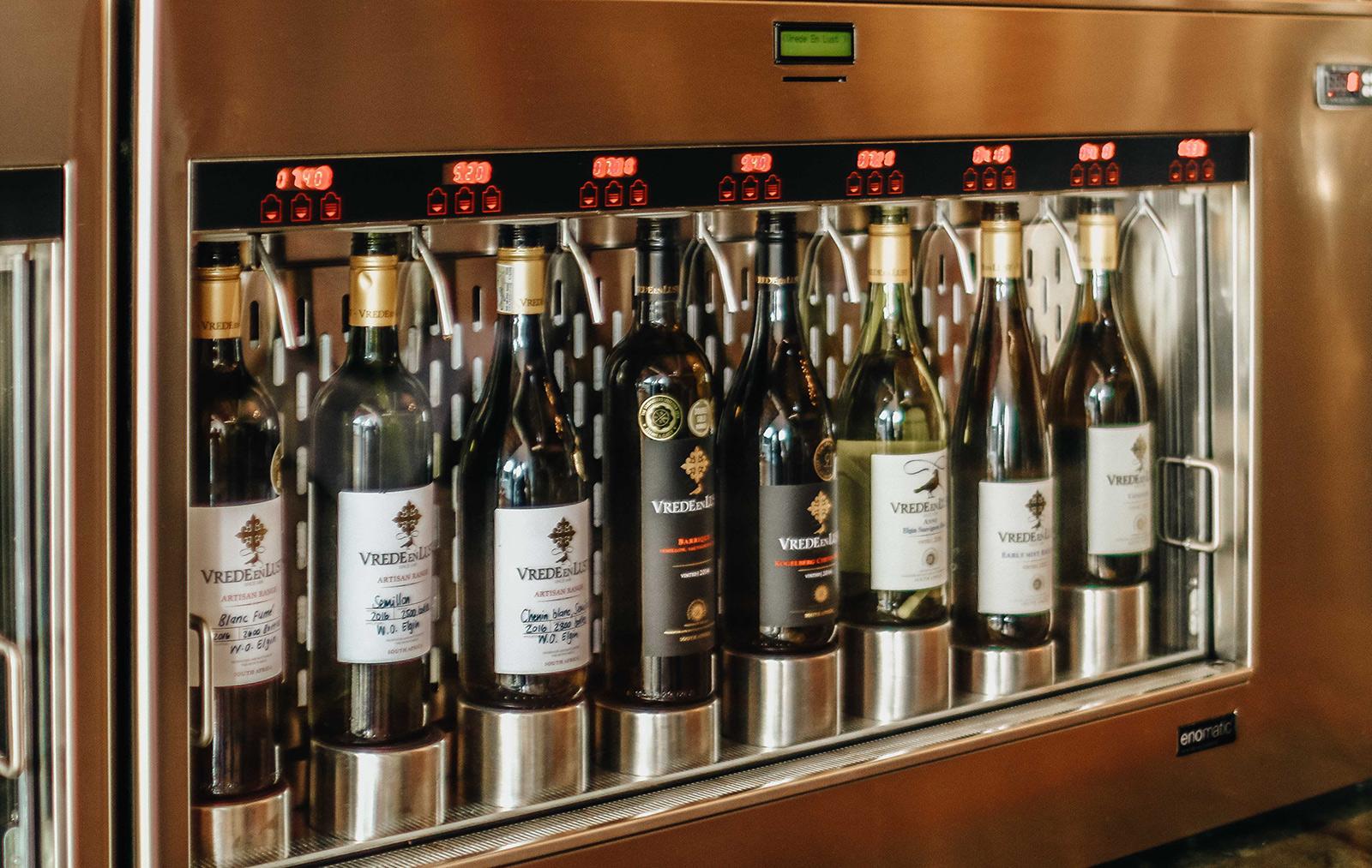 Franschhoek wine tour