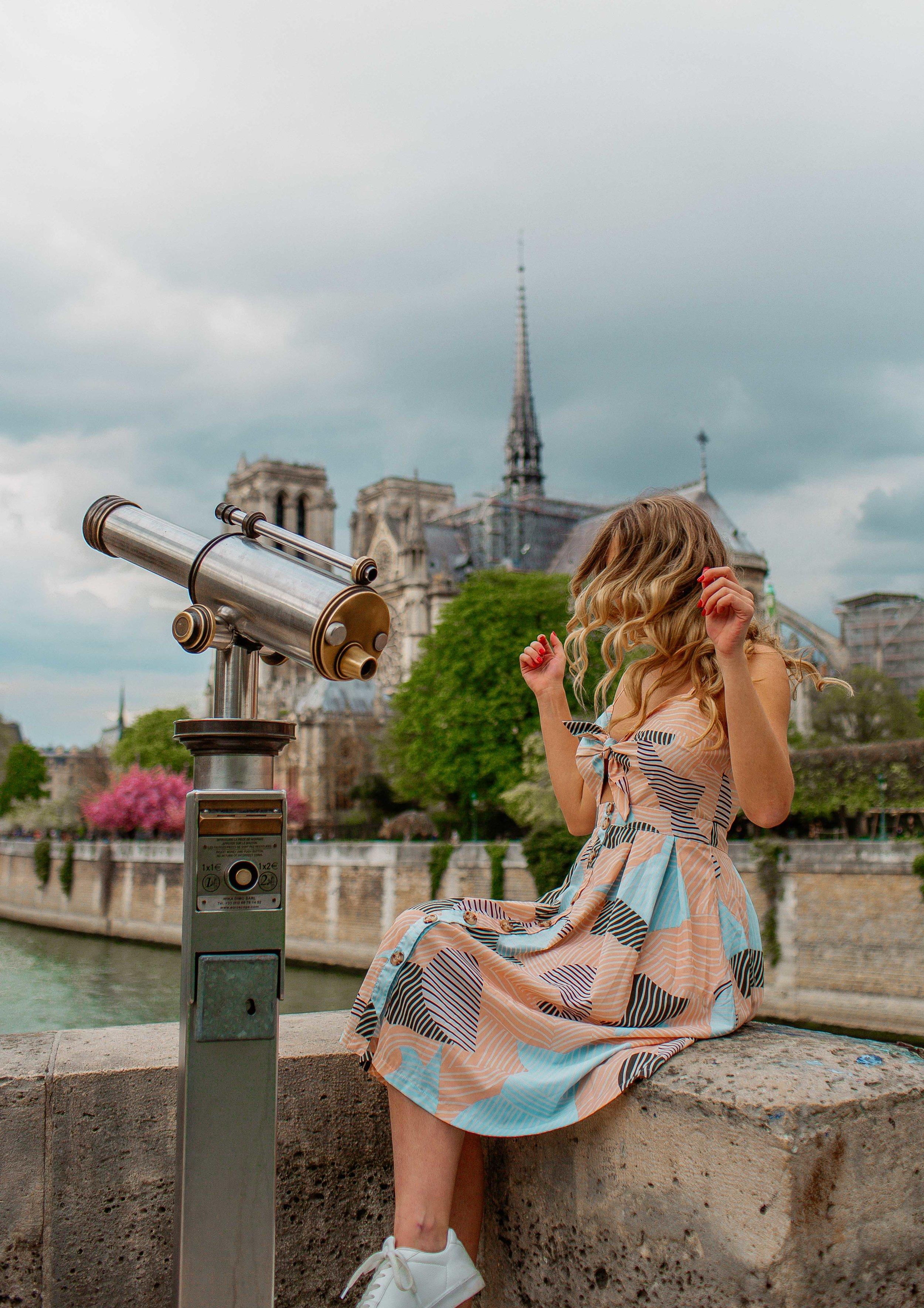 best Instagram photo spots Paris