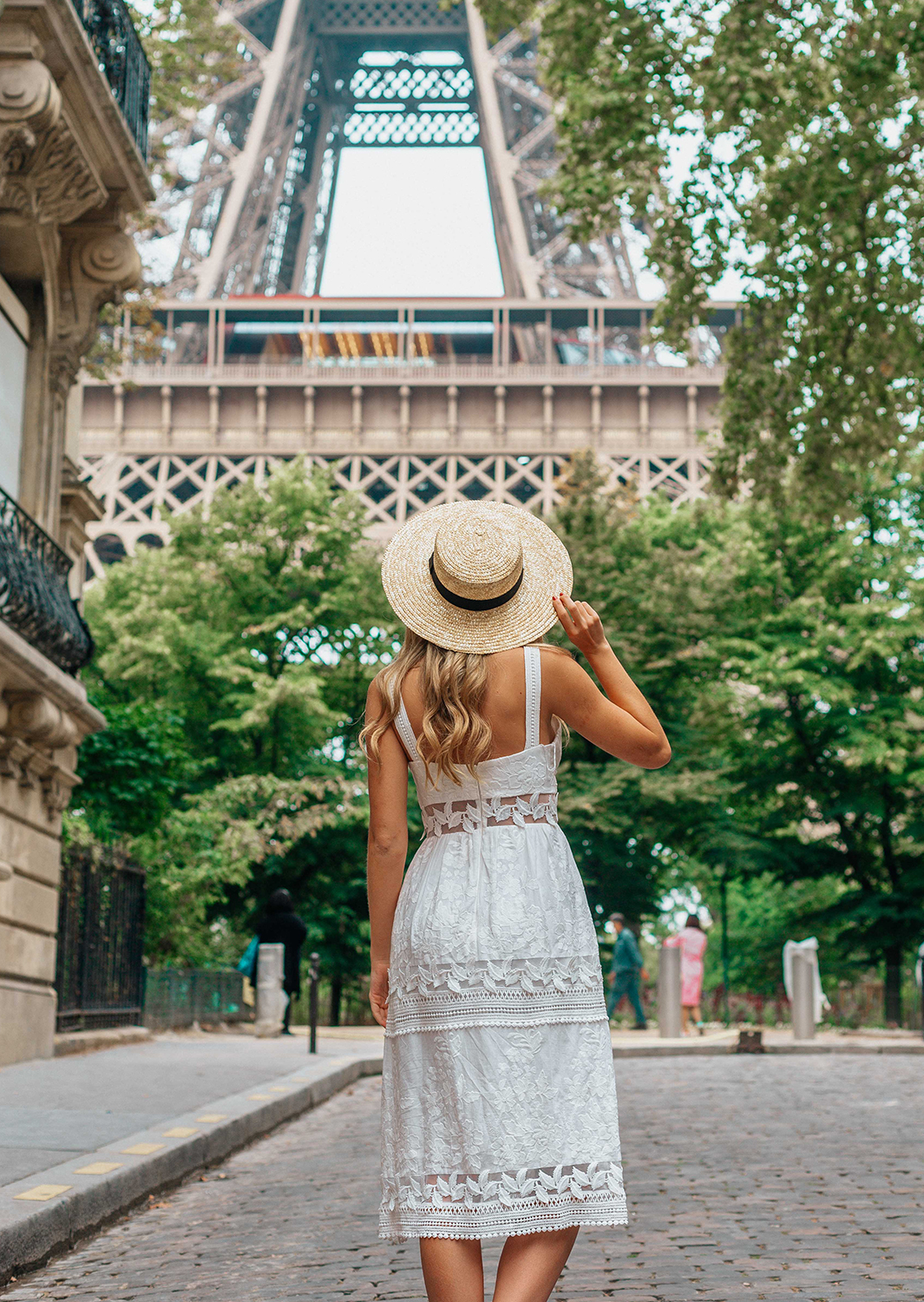 Best places to take pictures in Paris
