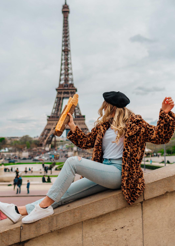 Paris Instagram Photo Spots