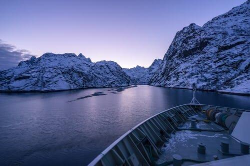 Cruisenæringen er kjent for grønnvasking - altså å fremstille seg selv som mer miljøvennlig enn den egentlig er.