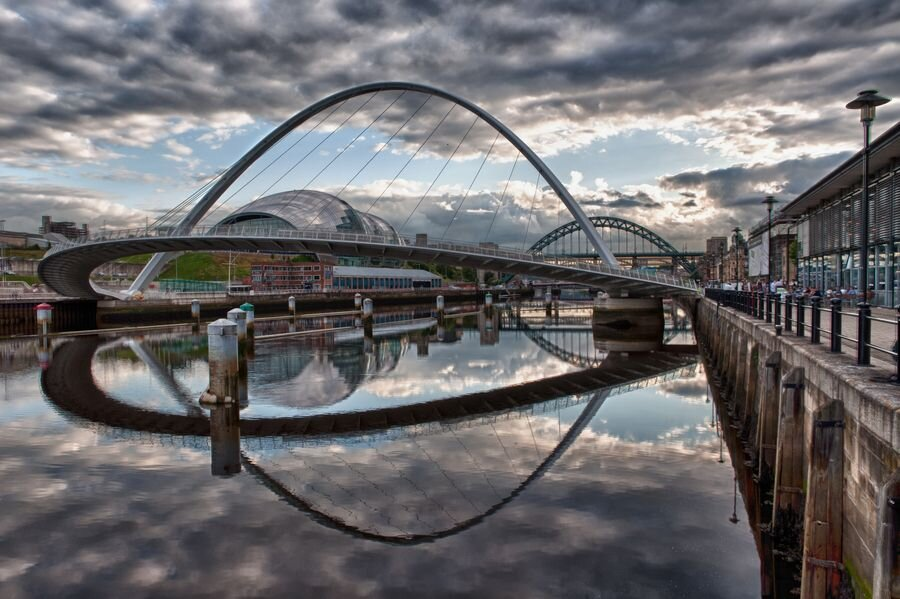 EVERYONE thought a new fancy opera house in the tired town of Gateshead outside Newcastle was madness. It is a fun story about how sustainable design, and not least daring to stand out, can boost a city. If there is something small places want, and need, it is to be put on the map.