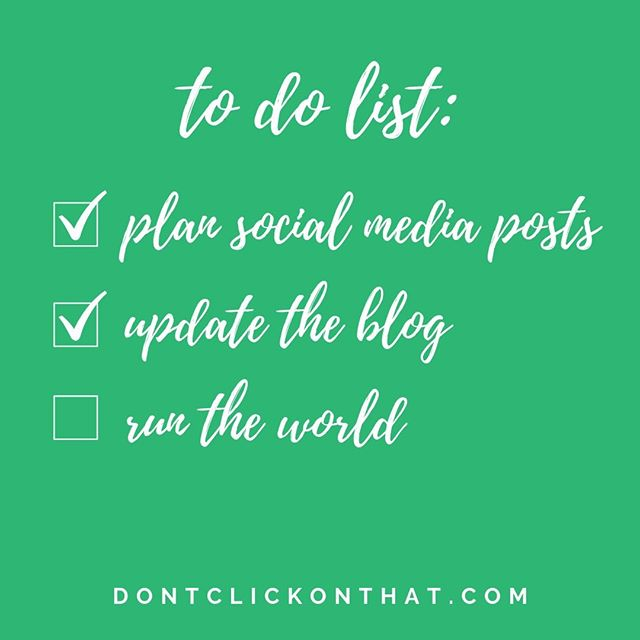 🗒️Like this post if your list to-do list out of control! I am guilty of creating overly ambitious to-do lists. It's all gotta get done, right?! I should create a list of it ALL. NOPE! I realized after doing this for years; I was setting myself up for failure. Why? Because no matter how productive I was, the list was never-ending. It made me feel like I wasn't doing enough or working fast enough. ☑️ Now I spend my morning setting more clear intentions for the day. I plan my list and make sure I am setting myself up for success. I also evaluate each item on my list. I ask myself, what things do I need to do to complete that item? If it's more than two things, I break it out. It helps me better evaluate my time, and it feels great checking off tasks. 🏆 This approach helps me end the day on the more positive note of completing my list. What are your to-do list tips? . . . . . #mondaymotivation #mondaymindset #mondaymood #mondaymorning #newweek #jamminonmyplanner #workforit #positivevibes #planner #planning #hustle #theinstagramlab #tilinsiders #mompreneur #creativeentrepreneur #womensupportingwomen #notebooktherapy #onmydesk