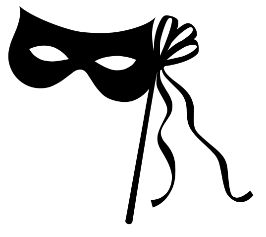 mask-clipart-black-and-white-10.png