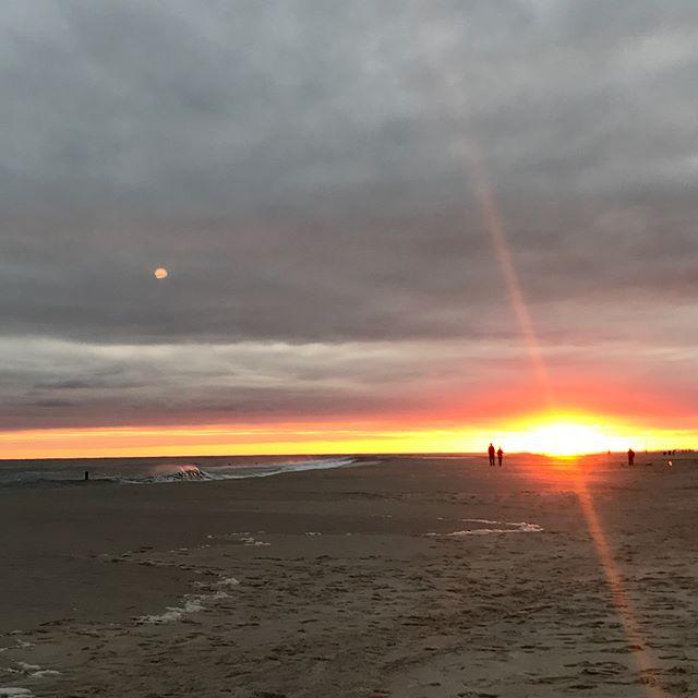 #sunsets #capemaysunset