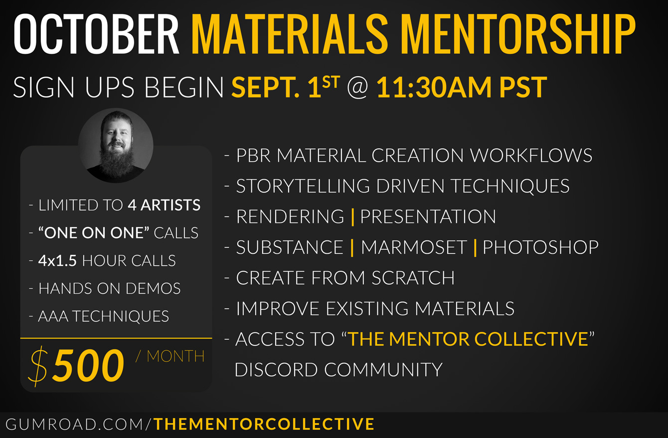 Click To Sign Up For The Mentorship!