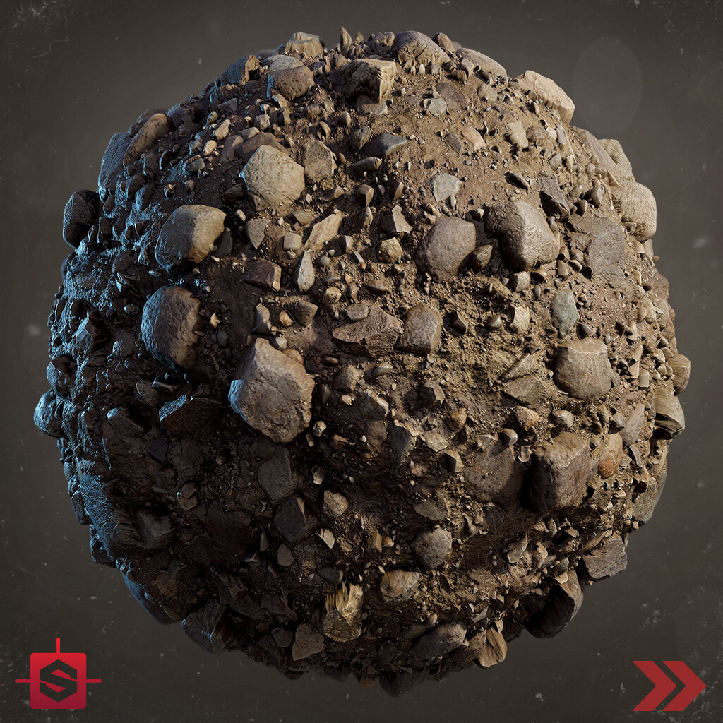 PBR Materials - Joshua LynchSenior Staff Environment Artist