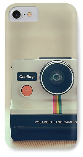 Vintage Polaroid meets iPhone