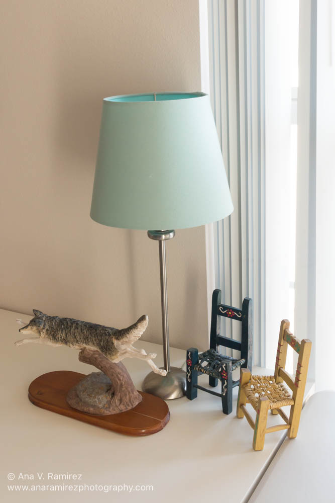 A new lampshade is an easy and affordable update for a not-so-new lamp.