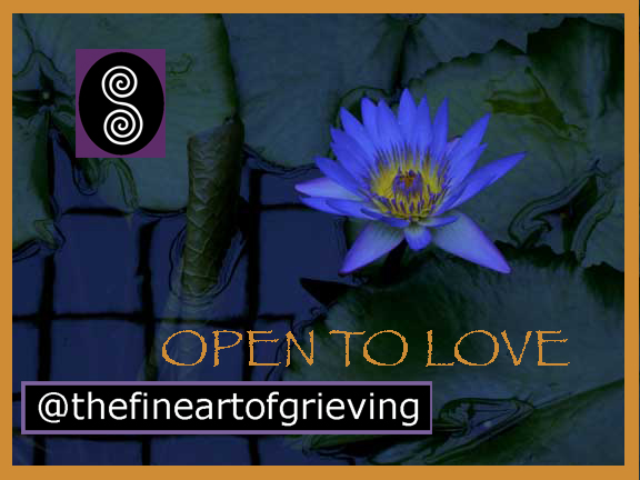 Open To Love image by Jane Edberg copyright 2018