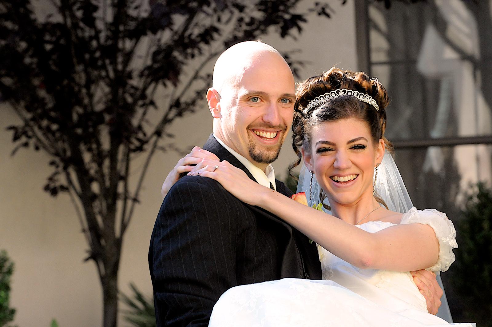 How I became a San Francisco wedding photographer -