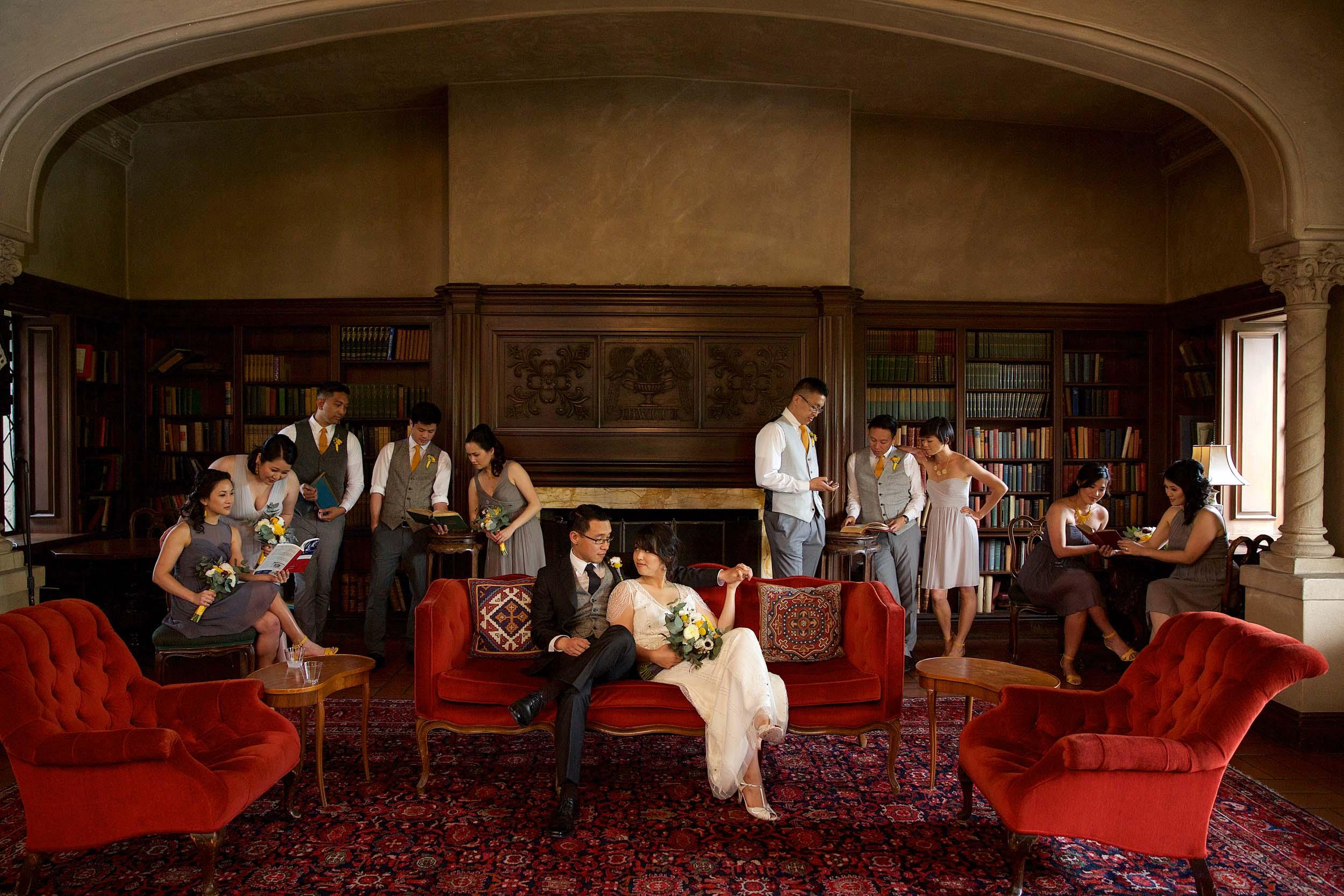 Wedding at the Berkeley City Club