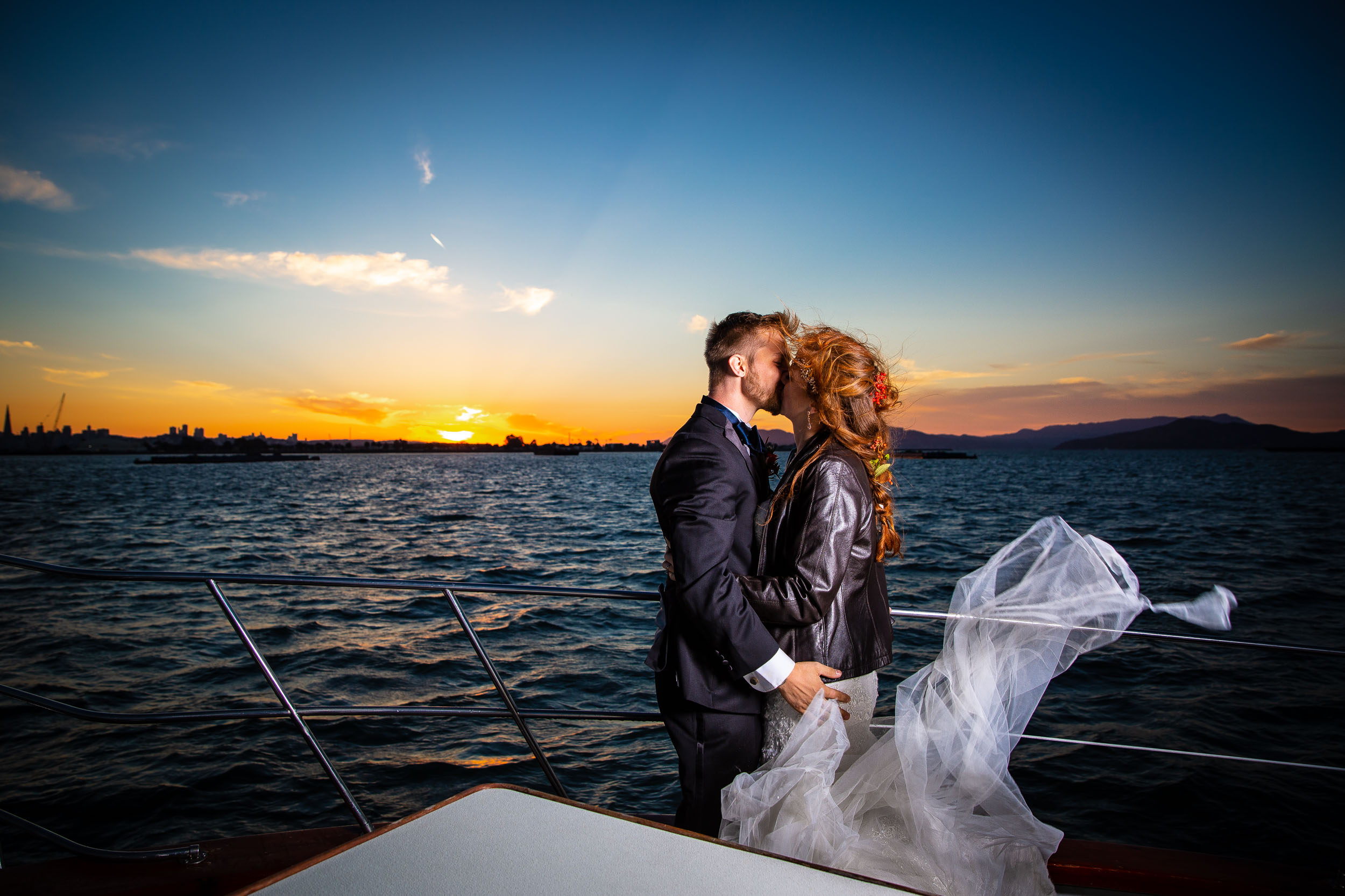 Cruise Wedding in San Francisco