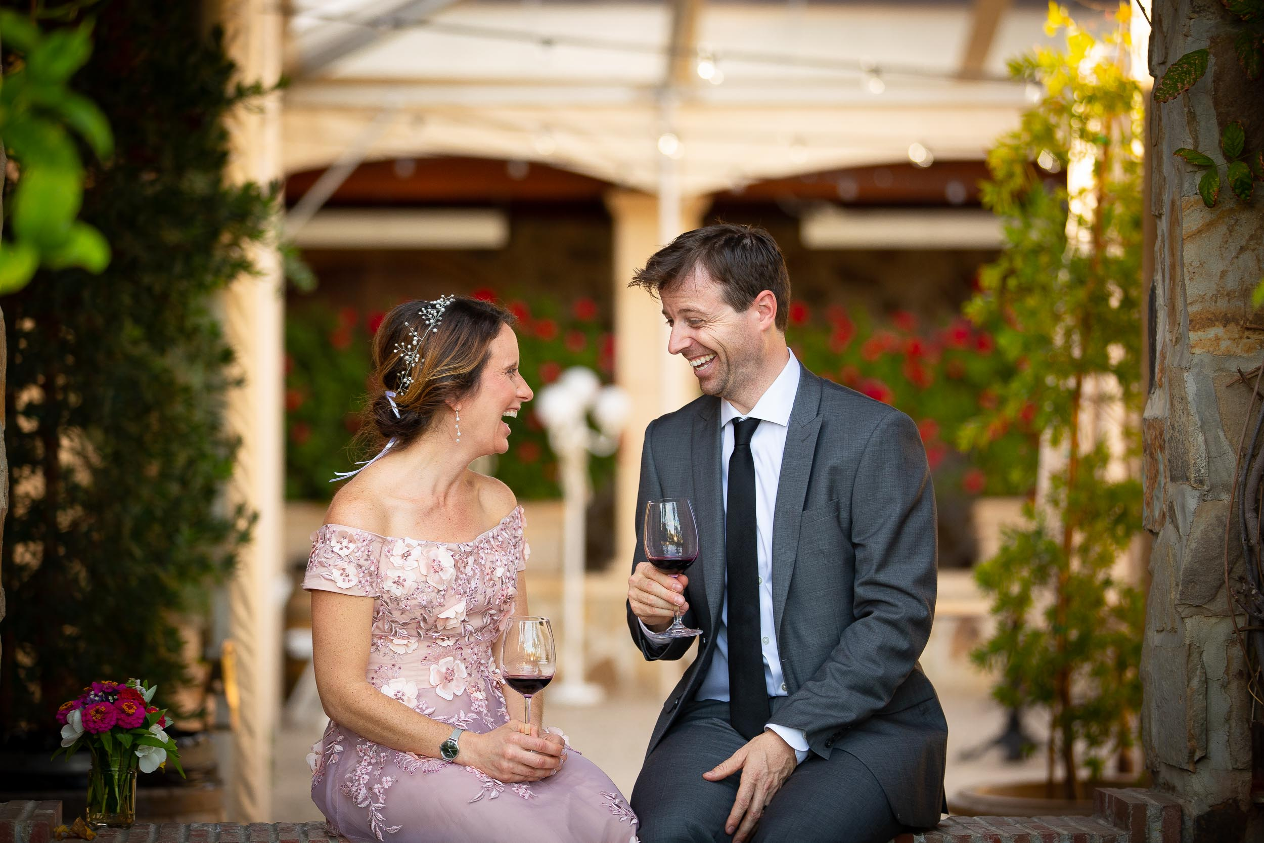 Jacuzzi Winery Wedding in Sonoma