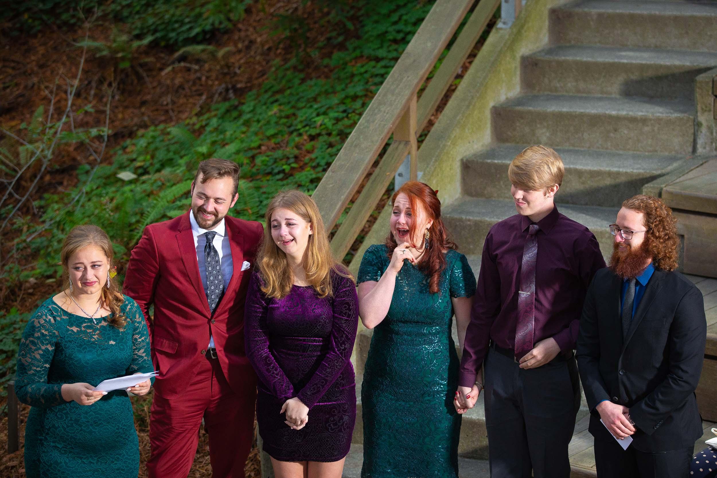 Berkeley Botanical Garden Wedding Ceremony in the Redwood Grove Ceremony and SF Bay Wedding Cruise Reception-36.jpg