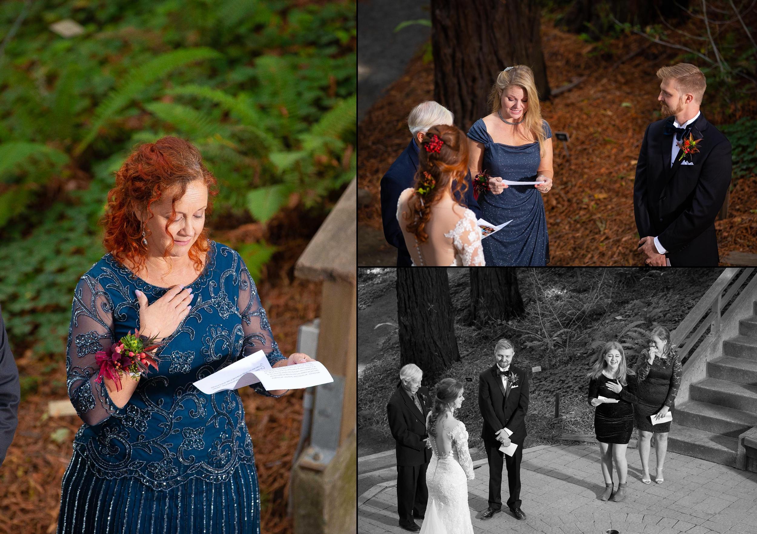 Berkeley Botanical Garden Wedding Ceremony in the Redwood Grove Ceremony and SF Bay Wedding Cruise Reception-34.jpg