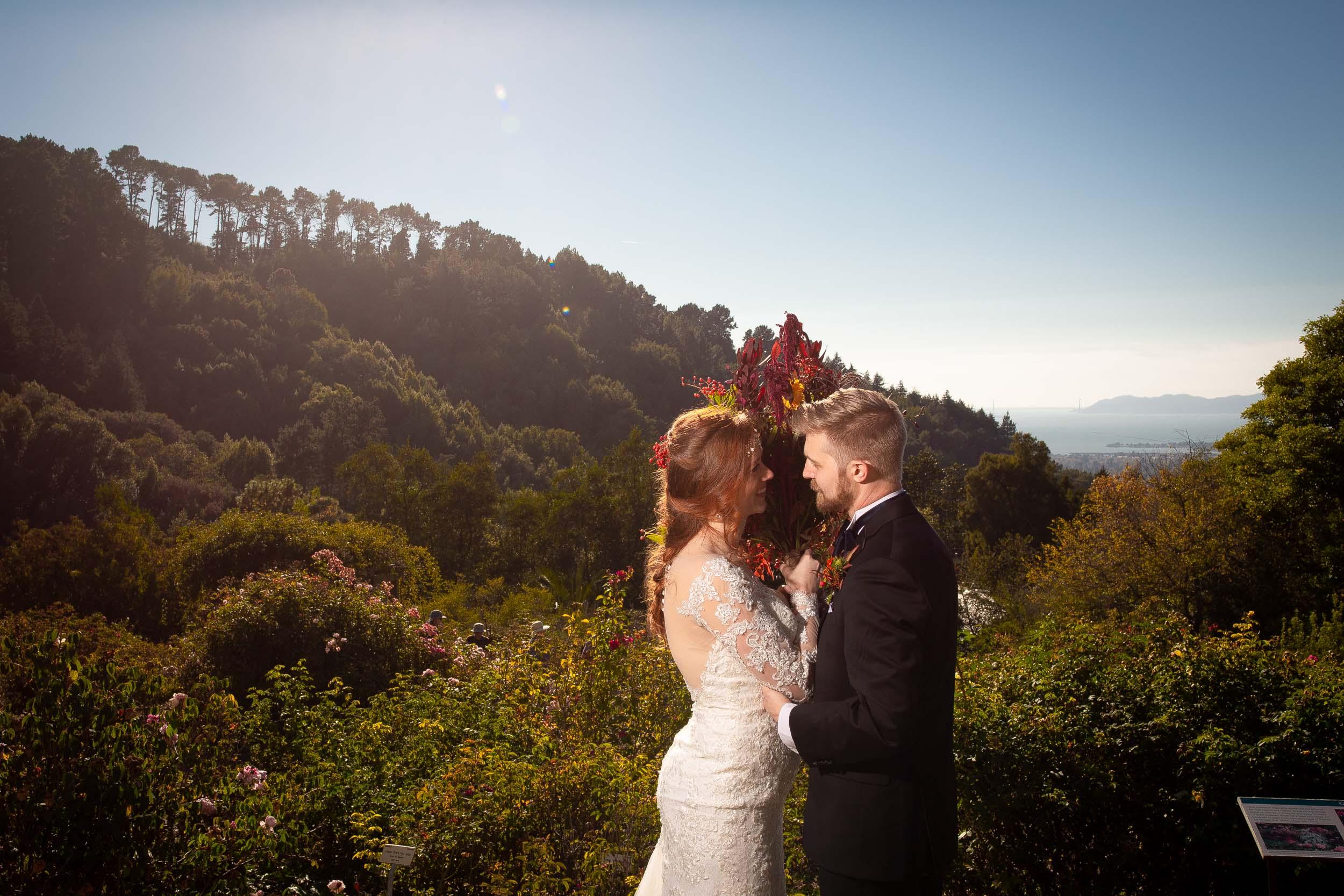 Berkeley Botanical Garden Wedding Ceremony in the Redwood Grove Ceremony and SF Bay Wedding Cruise Reception-58.jpg