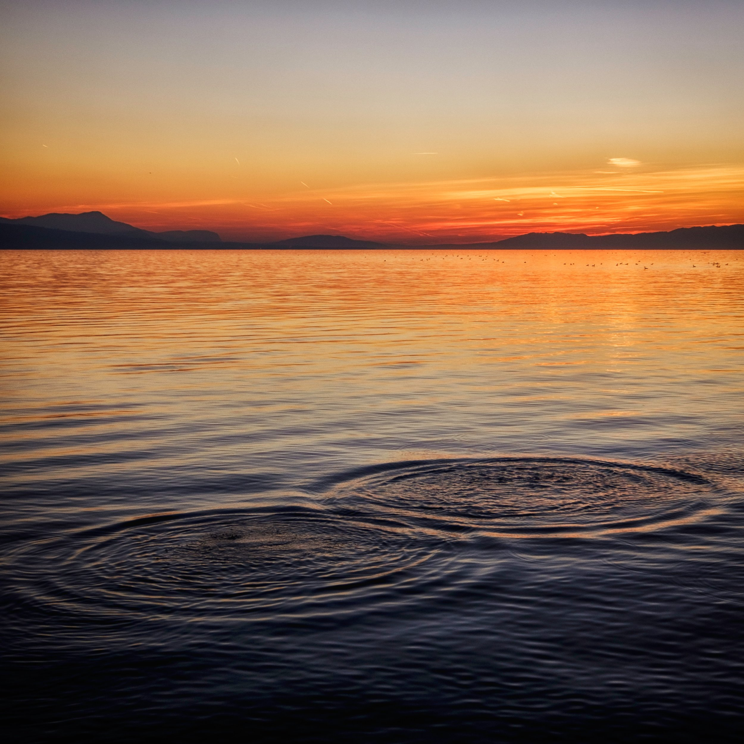ripples on water sunset colors.jpg