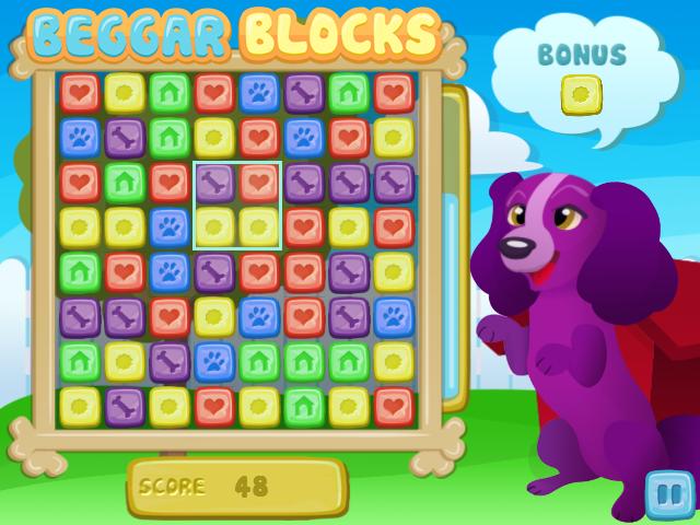 BeggarBlocks_Gameplay